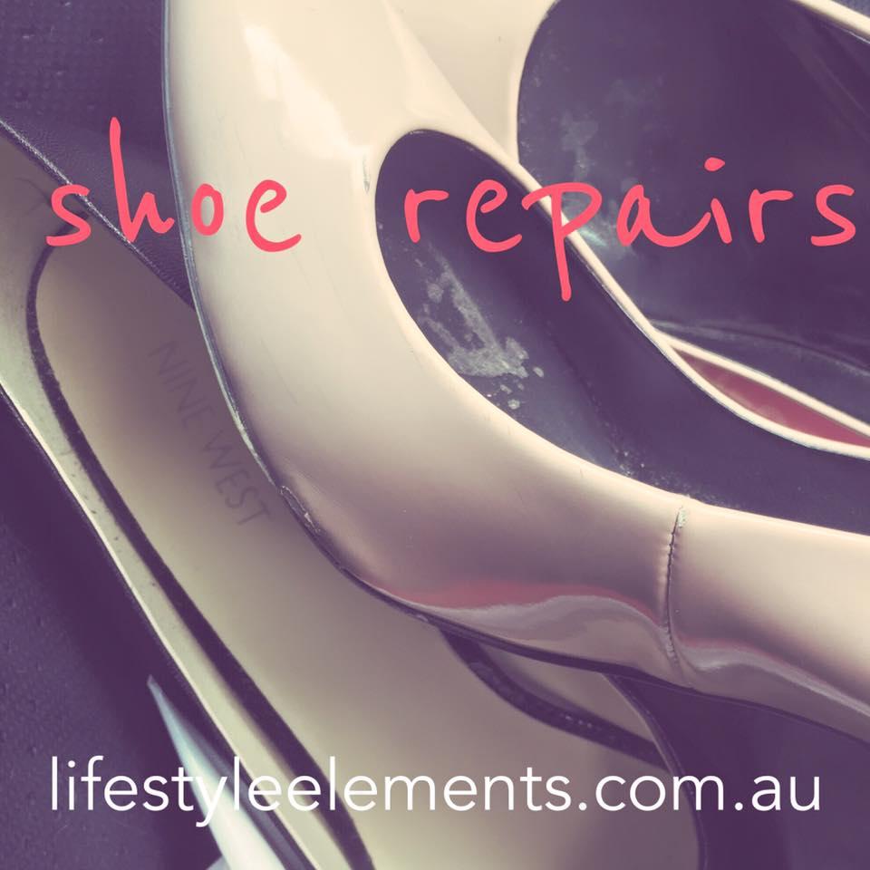 Lifestyle Elements Concierge - Shoe Repairs